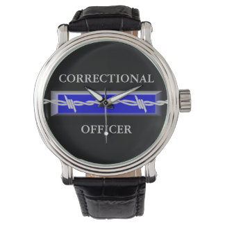 Correctional Officer Logo Watch