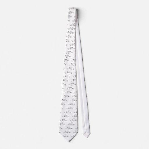 Correlation Necktie