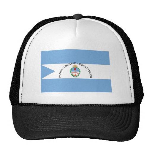 Corrientes flag hats