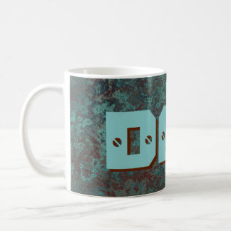 "Corrosion ""Copper"" DAD print mug"