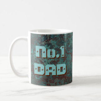 "Corrosion ""Copper"" No.1 DAD print mug"