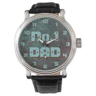 """Corrosion """"Copper"""" print No1 DAD watch numbers"""