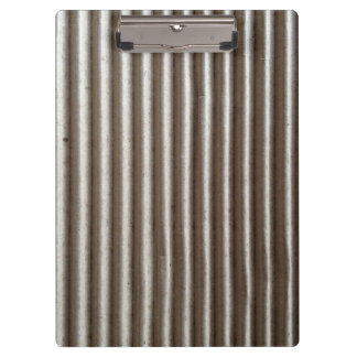 Corrugated Card effect acrylic Clipboard