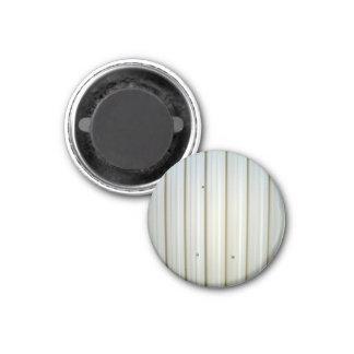 corrugated steel texture refrigerator magnet
