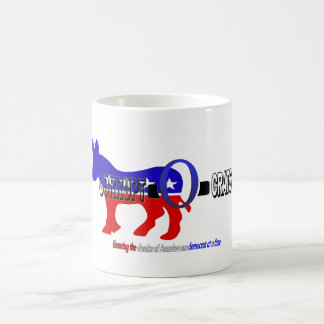 Corrupt-O-Crats (Democrats) Coffee Mug