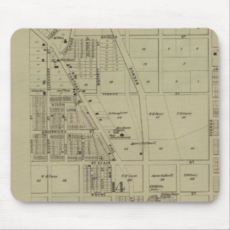 Corryville, Ohio Mouse Mat