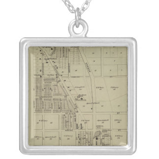 Corryville, Ohio Silver Plated Necklace