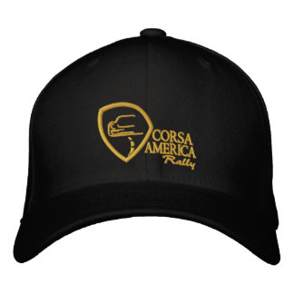 Corsa America Flexfit Wool Cap Baseball Cap