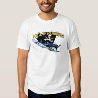 Corsair f4U Jolly Rogers Tshirt
