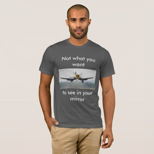 Corsair on the front- Fly Navy on the