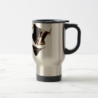 corset stainless steel travel mug