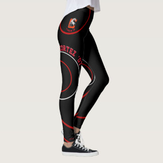 Cortez 10 year reunion leggings
