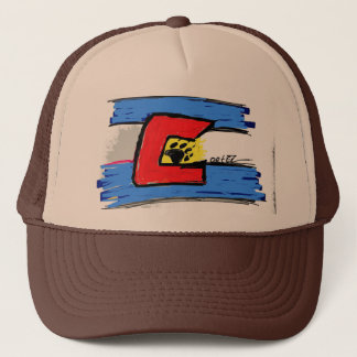 Cortez Colorado trucker hat