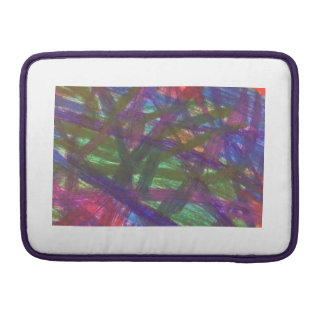 Coruscate Contour MacBook Pro Sleeve