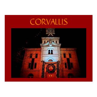 Corvallis Postcard