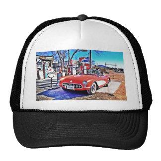 Corvette 66 cap