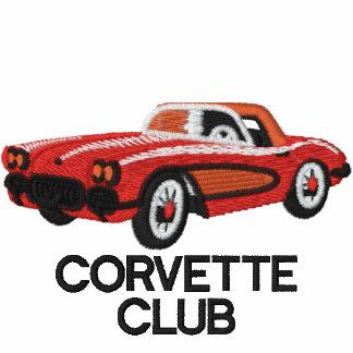 CORVETTE CLUB MEN S POLO SHIRT