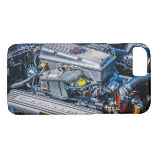 Corvette Fuel Injected Engine iPhone 8/7 Case