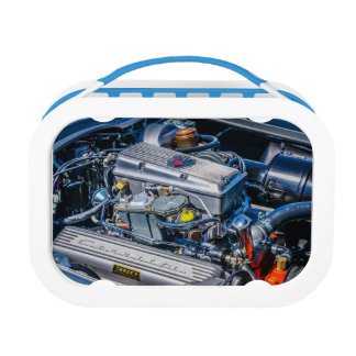 Corvette Fuel Injected Engine Lunch Box