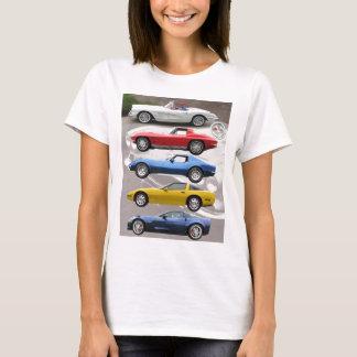 Corvette Generations T-Shirt
