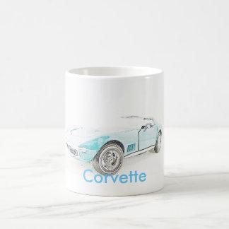 Corvette Mug