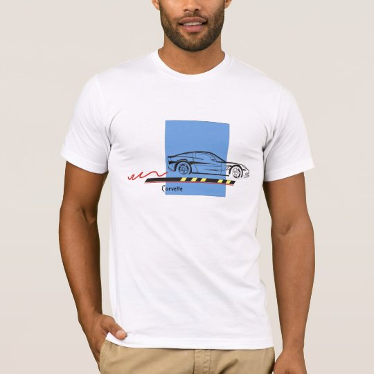 Corvette Racing T Shirt
