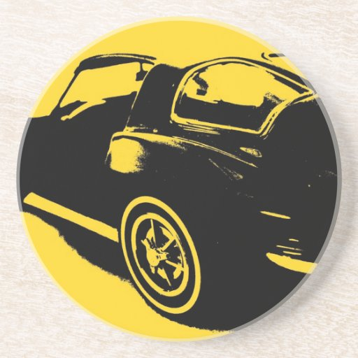 Corvette Sting Ray Coaster