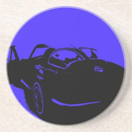 Corvette Sting Ray Coasters