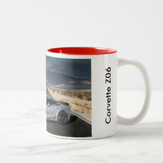 Corvette Z06 Coffee Mug