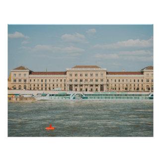 Corvinus University of Budapest Custom Flyer