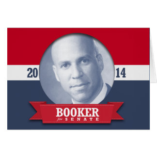 CORY BOOKER CAMPAIGN CARDS
