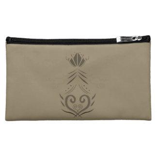 Cosmetic bag brown