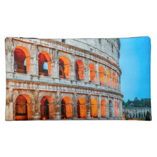 Cosmetic bag Colosseum Rome Italy