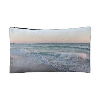 Cosmetic Bag with Ocean Design