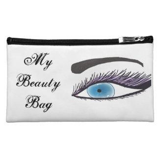 Cosmetic makeup bag. cosmetic bag
