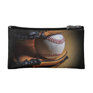 CosmeticBag: Baseball Season Cosmetic Bags