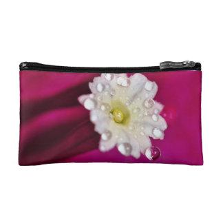 CosmeticBag: Rain and Bougainvillea Flower Makeup Bag