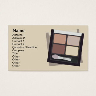 Cosmetics - Business Business Card