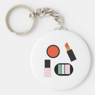Cosmetics Keychains