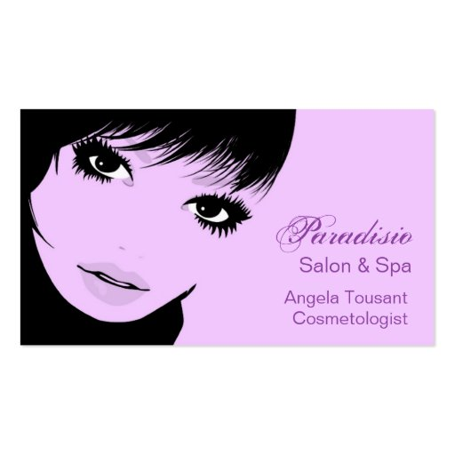 Cosmetologist zazzle for Business cards for cosmetologist