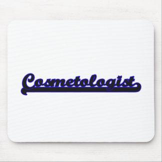 Cosmetologist Classic Job Design Mouse Pad
