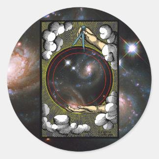 Cosmic Alchemy - Sticker