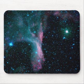 Cosmic Ballerina in space NASA Mouse Pad