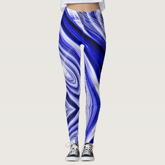 Cosmic Blue Leggings