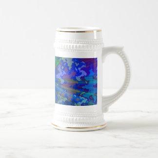 Cosmic Blueray Sparkling Jewels Mug