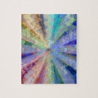 Cosmic Blueray Sparkling Jewels Jigsaw Puzzles
