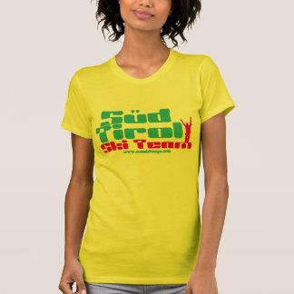 Cosmic Bongo Sud Tirol Ski Team women's T-shirt