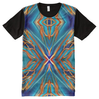 Cosmic Branches Super Nova All-Over Print T-Shirt