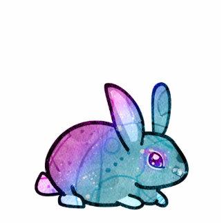 Cosmic Bunny Photo Cutouts