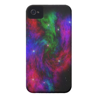 Cosmic Canvas BlackBerry Case